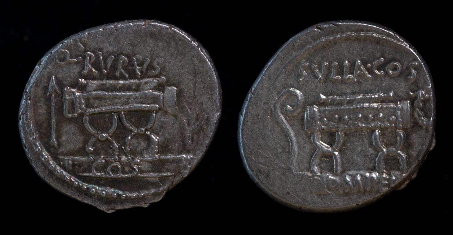 Q. Pompeius Rufus, 54 BC, 434/2 (error)