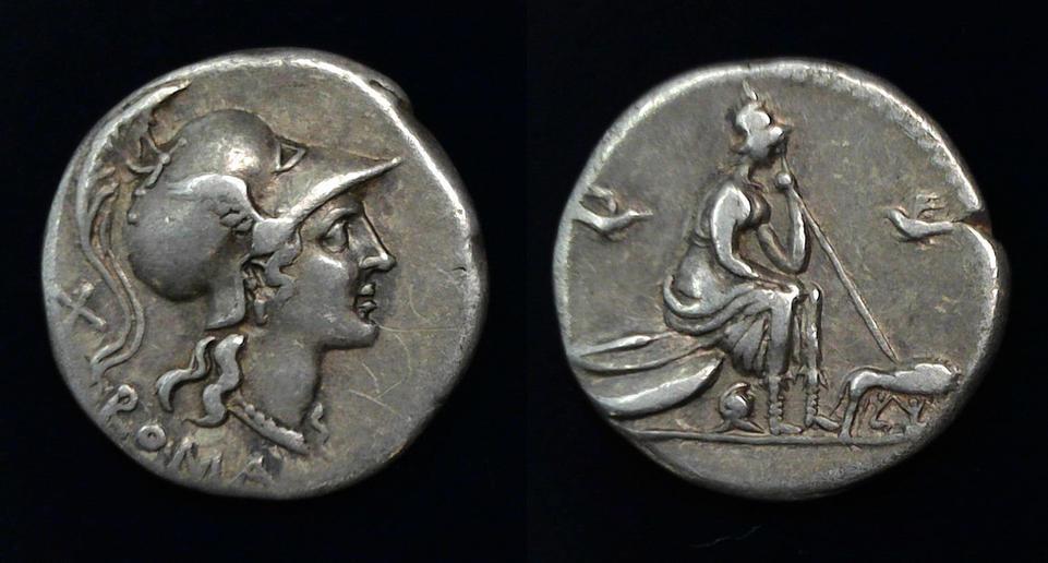 Anonymous, 115-114 BC, C. 287/1
