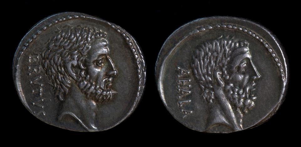 M. Junius Brutus, 54 BC, C. 433/2