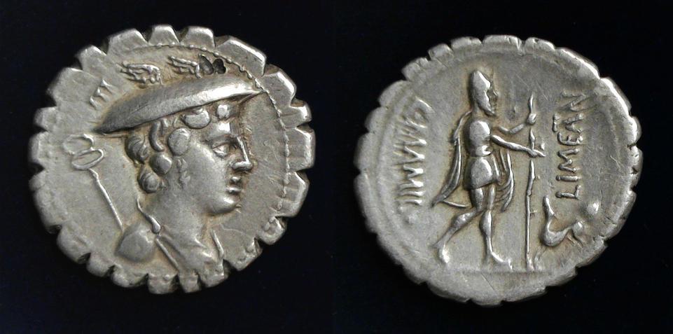 C. Mamilius Limetanus, 82 BC, C. 362/1