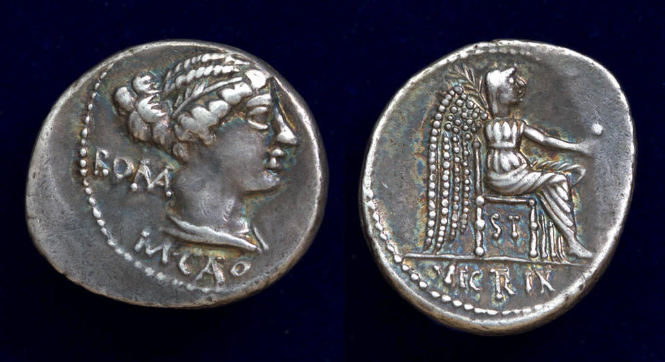 M. Cato, 89 BC, Cr. 343/1c