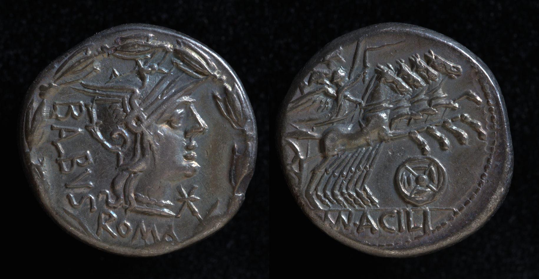 Mn Acilius Balbus, 125 BC, C. 271/1