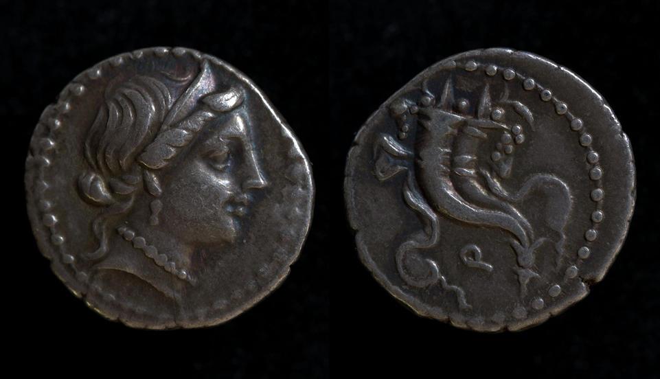 L. Cornelius Sulla Felix, as Dictator, 81 BC, C. 375/2