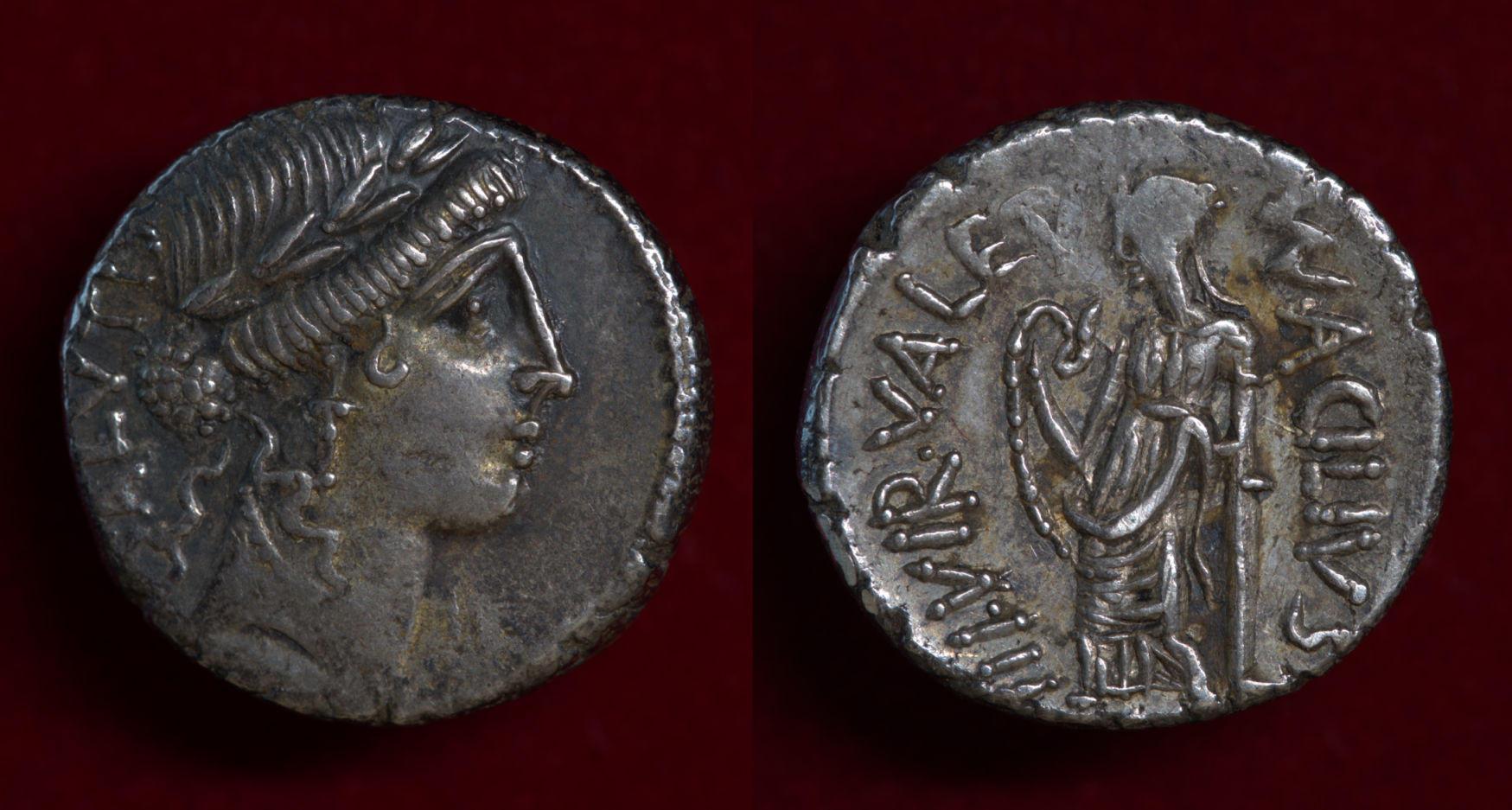 Man. Acilius Glabrio, circa 49 BC, 442/1a