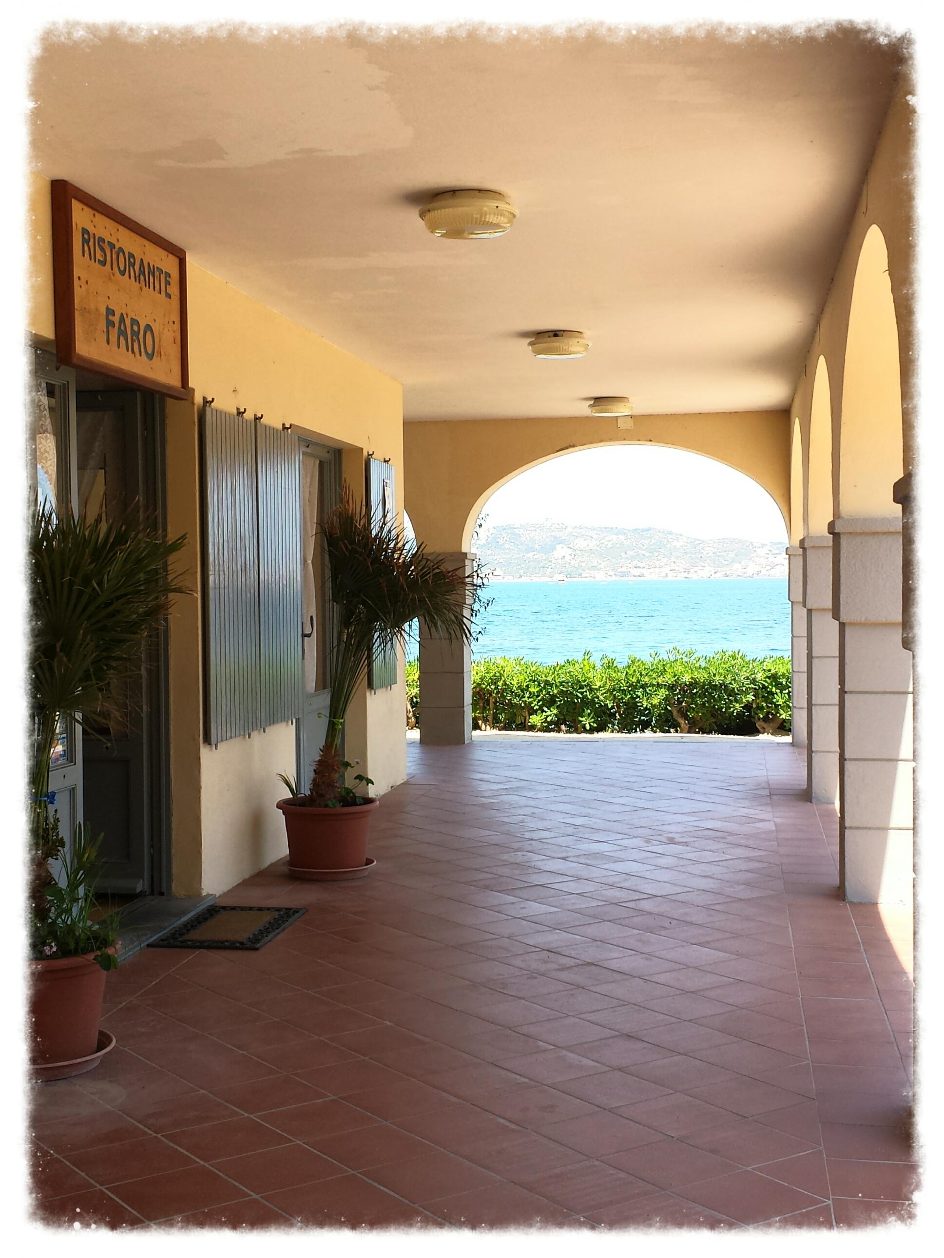 Ristorante Faro Palau