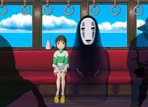 ジブリ映画「千と千尋の神隠し」 SPIRITED AWAY 上映