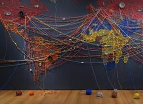 作品展のお知らせWhen Home Won't Let You Stay: Art and Migration