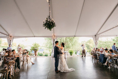 Outdoor Wedding Venue Frederick MD. Firs