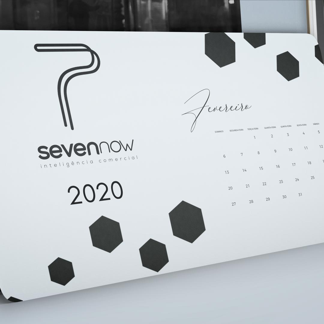 Calendário SEVENNOW