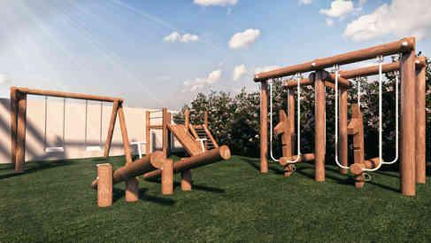 Playground Louvre