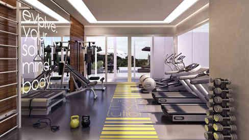 Espaço Fitness EVO