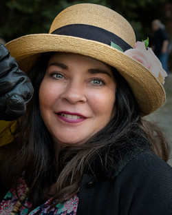 Anne: Skagway, Alaska
