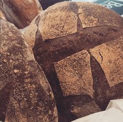 Pão de Espelta Black