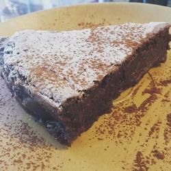 Brownie Espresso-Cacau