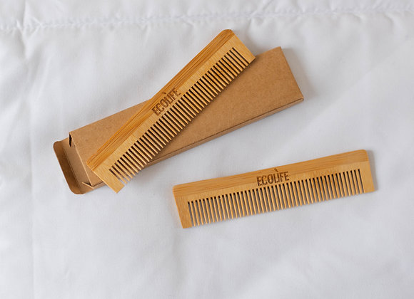 Pocket Bamboo Comb