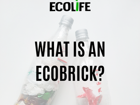 What is an Ecobrick?