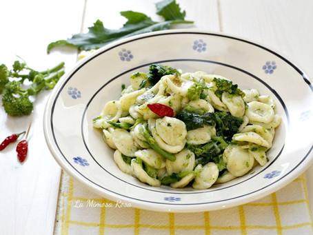 What's Cooking Puglia? Orecchiette and Cime di Rape