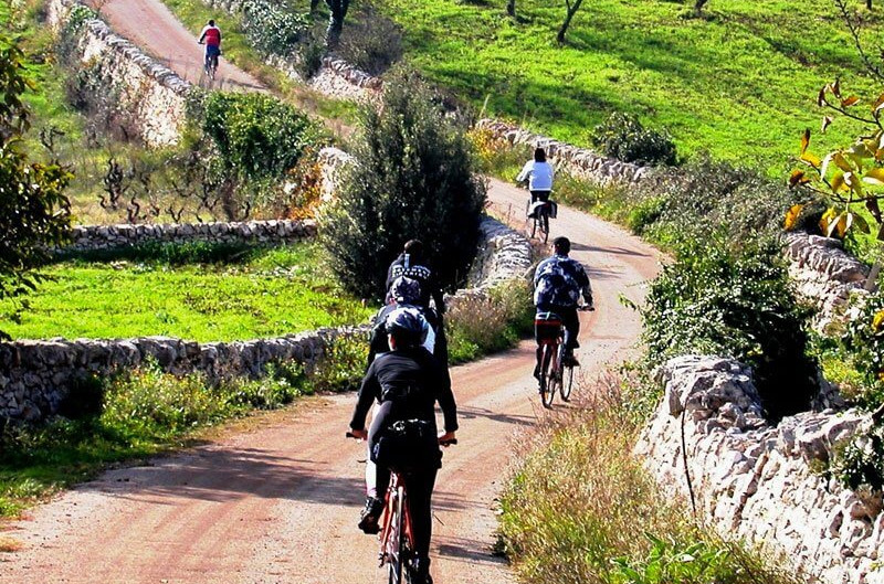 Guide to Cycling in Puglia