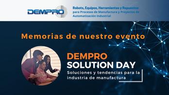 Un gran evento creado por DEMPRO para la Industria Colombiana.