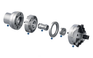 SCHUNK presenta uno de sus productos con la más alta precisión en sujeción: ROTA FSW