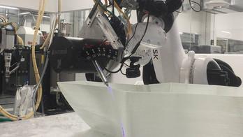 Los robots de KUKA revolucionan la construcción naval