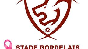Le Stade Bordelais Tennis soutien Octobre Rose