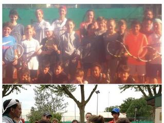 stage de tennis vacances d'été