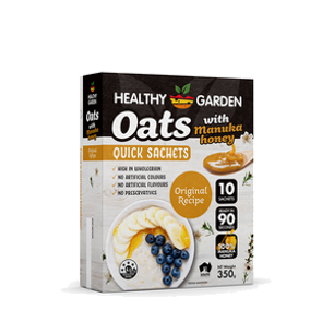 Quick Oats with Manuka Honey Original Re