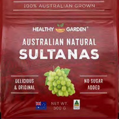 AUSTRALIAN SULTANAS