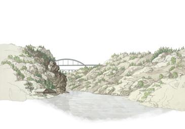 Svinesund- retelling of Grosch