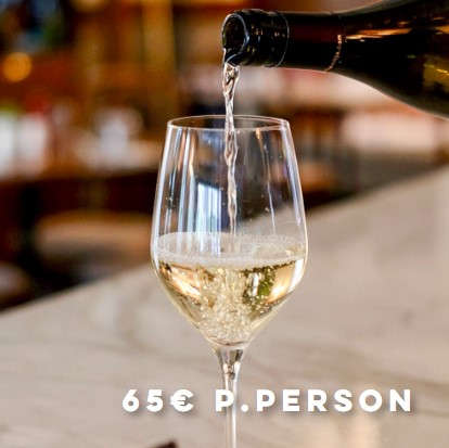 Wine Tasting - German, young winemakers (White, White, White)