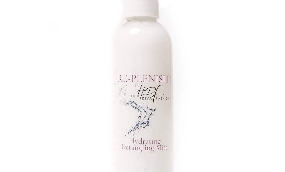 RE-PLENISH Hydrating Detangling Mist