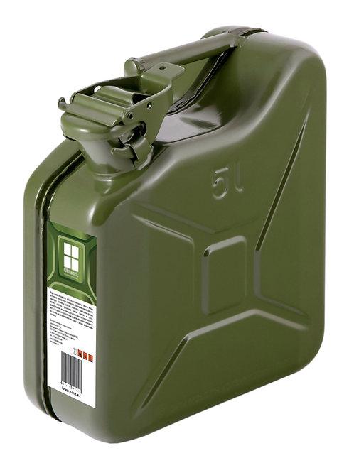 Металлическая топливная канистра METALPRO 5дм3-20дм3