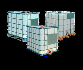 Еврокубы 1000 литров б/у чистые и пропаренные