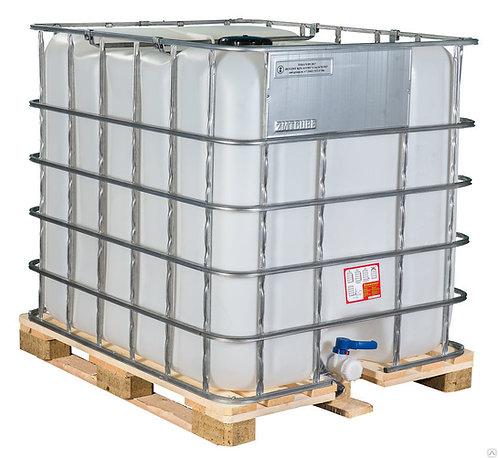 Еврокуб б/у 1я категория для химии 1000 литров