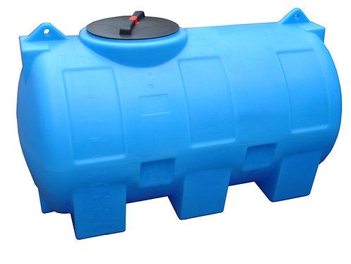 Пластиковая емкость 1000л горизонтальная (КОД МН1000ФК2)