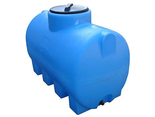 Пластиковая емкость 750л горизонтальная (КОД МН750ФК2З)