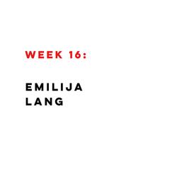 WEEK 16 FINAL