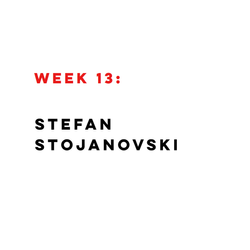 WEEK 13 FINAL