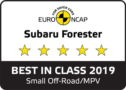 Best in Class 2019_Subaru Forester-pos.j