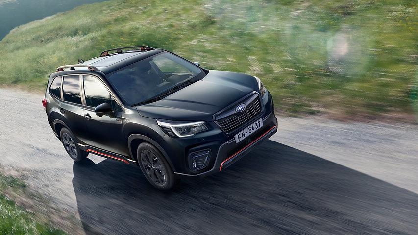 De nieuwe Subaru Forester Sport 2021