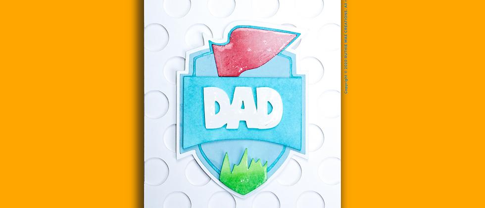 Golf Champion Dad