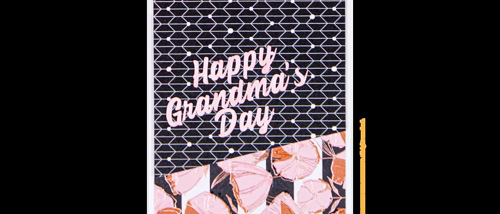Happy Grandma's Day