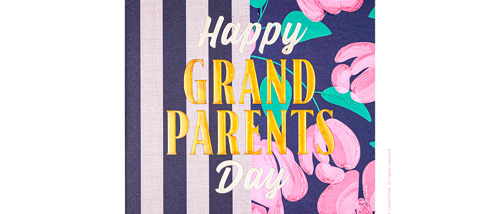 Happy Grandparents Day - For Grandma