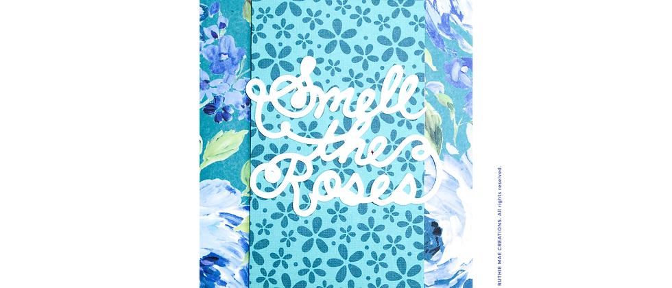 Smell The Roses - Blue