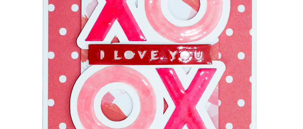 XOXO with Love
