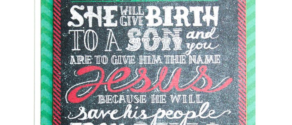 Matthew 1:21