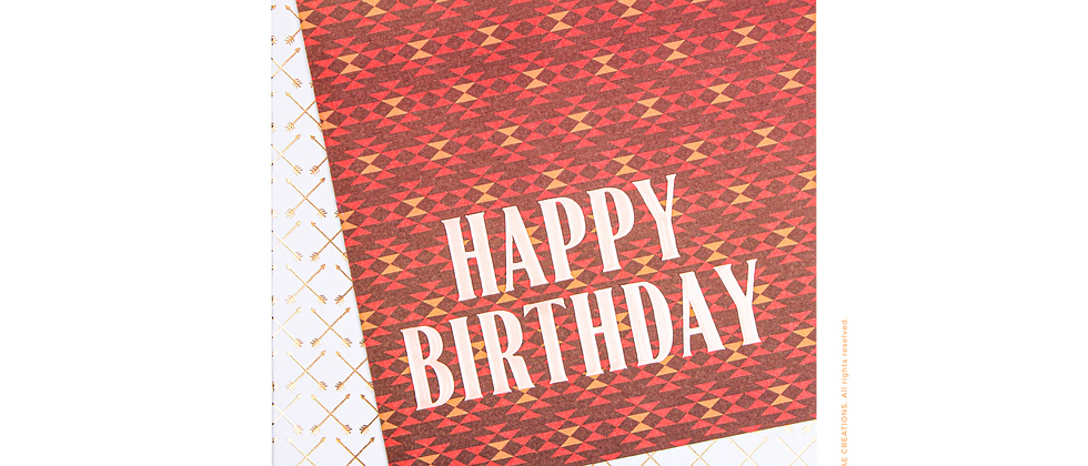 To the Birthday Man