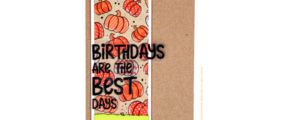 Birthdays Are the BEST Days
