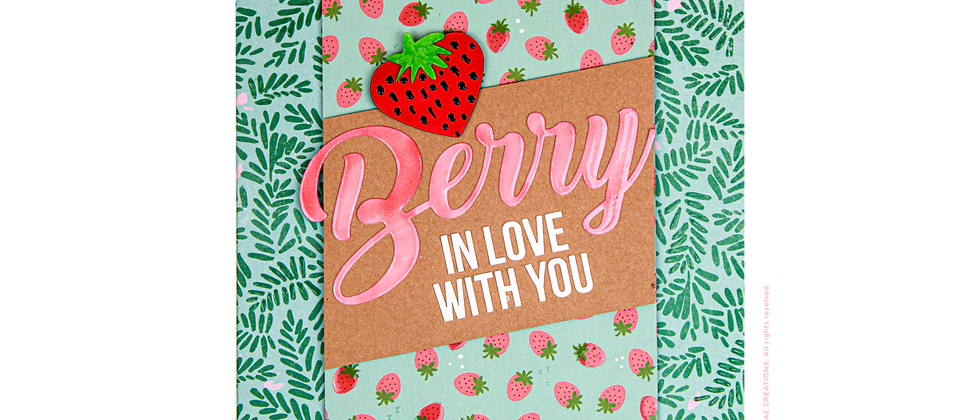 BERRY In Love with You!